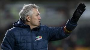 KV Oostende kondigt tijdens wedstrijd in Charleroi het vertrek van coach Ingebrigtsen aan