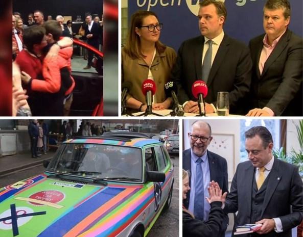 Dit was Antwerpen in januari 2019: van wenende politicus tot pintjes voor honden