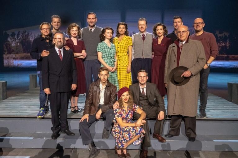 Spektakelmusical '40-45' opnieuw verlengd