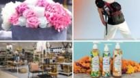 TIPS. Bloemen voor altijd en Belgische haarverzorging