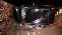 Twee gewonden na zware crash in Sint-Gillis-Waas