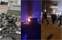 """Zware nieuwjaarsnacht voor Antwerpse hulpdiensten: """"Vuurpijlen werden over kruispunten afgeschoten"""""""