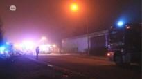 Bewakingsagent ontdekt brand bij verfbedrijf in Temse