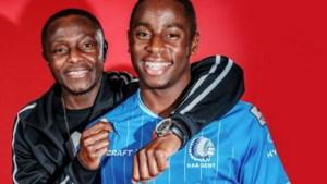 """Vader Marcel en zoon Dylan Mbayo: """"Voetbal is als een vrouw: je moet er alles voor geven"""""""