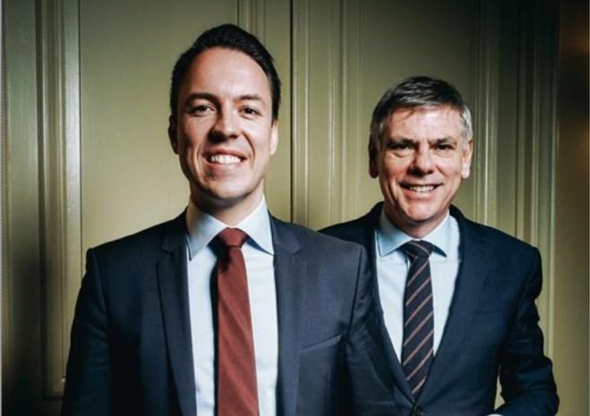 """INTERVIEW. Filip Dewinter en Sam Van Rooy: """"Als N-VA politiek wil overleven, dan is dat in samenwerking met ons"""""""