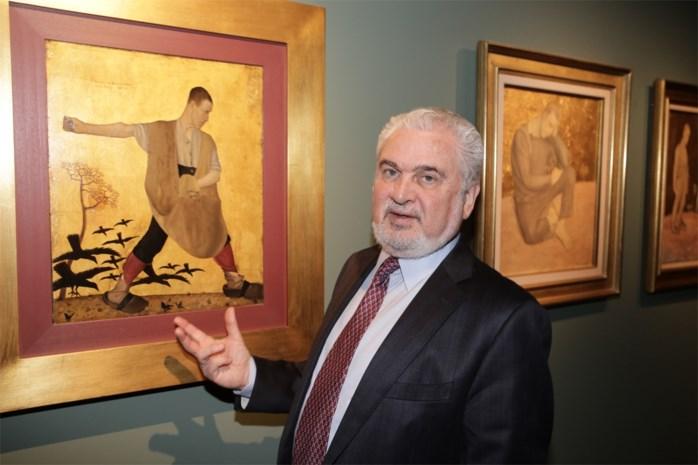 Fernand Huts opent museum met eigen kunstcollectie in Antwerpen (maar nog geen duidelijkheid over locatie)