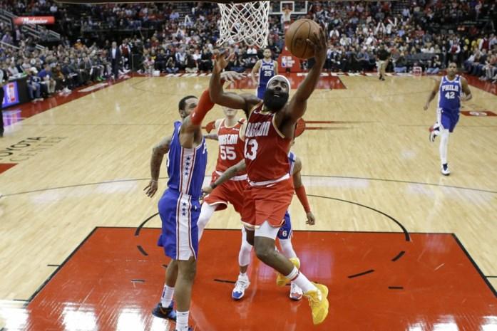 NBA. LA Lakers zijn ook te sterk voor New Orleans, triple-double voor James Harden