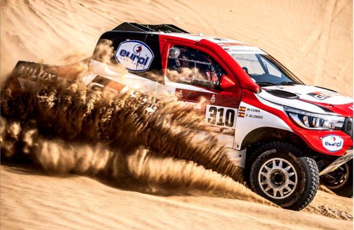 """Fernando Alonso: """"Dakar-deelname is op papier een onmogelijke opdracht"""""""
