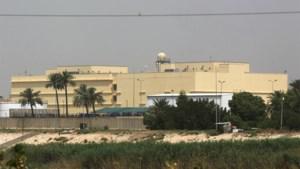 Raketten afgevuurd op Amerikaanse ambassade en luchtmachtbasis in Irak