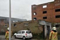 Brand in leegstaand gebouw in Hemiksem