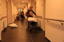 Medisch interventieplan voor brand in rusthuis, personeel kan vuur zelf blussen