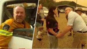 """""""Zeg dat hij de pot op kan!"""": Australische premier krijgt loeiharde kritiek van brandweermannen"""