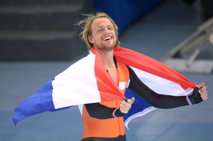 """Oud-olympisch kampioen Michel Mulder beëindigt schaatscarrière: """"Voor nu vind ik het mooi geweest"""""""