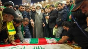 Tranen voor generaal Soleimani, gebalde vuisten voor president Trump