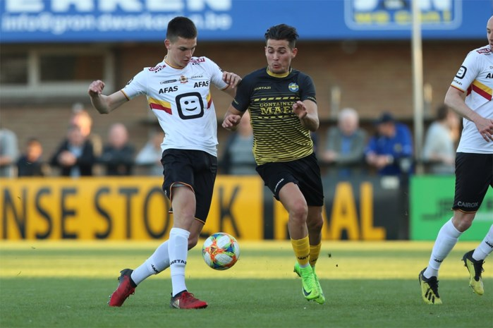 Mechelse youngsters Van Hoorenbeeck en Van Keilegom naar Heist