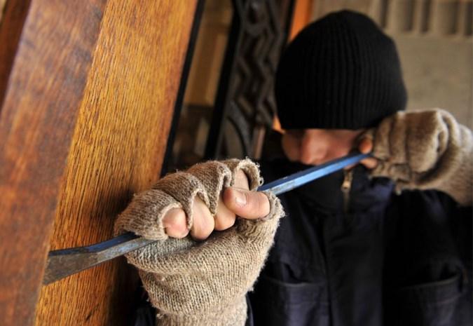 Voorwaardelijke straf voor inbreker