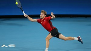 België klopt Bulgarije dankzij sterke Goffin en mannendubbel en wordt tweede in poule ATP Cup