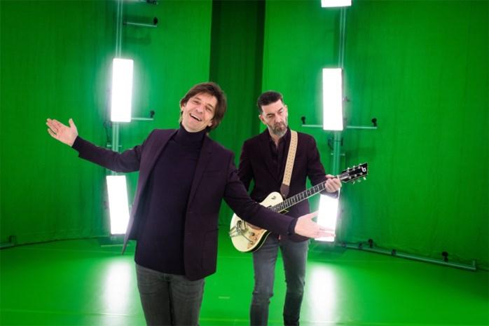Clouseau maakt als eerste groep in Benelux 'augmented reality'-videoclips