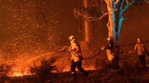 """Al 2.000 huizen vernield door bosbranden Australië: vrees voor """"monsterbrand"""""""