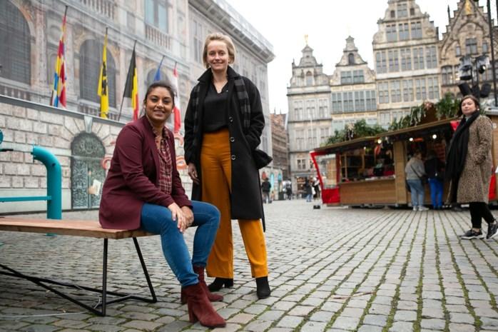 """Annick De Ridder (N-VA) en Jinnih Beels (sp.a) maken balans op van één jaar Bourgondische coalitie: """"Bart De Wever houdt ons bij elkaar"""""""