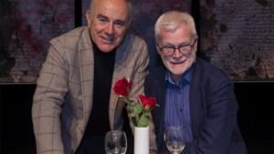 Herbert Flack en Bob De Moor fileren de kleine kantjes van de mens in 'Een man een man'