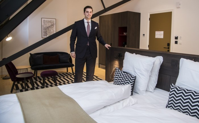 Hotel Corsendonk Turnova neemt vliegende start