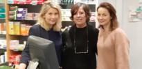 Maria Borms geeft na 42 jaar fakkel van bekende apotheek door aan jong duo