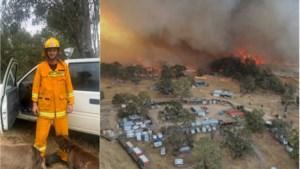 """Vlamingen in Australië: """"Vuur was vlak bij ons huis. Toen draaide de wind"""""""