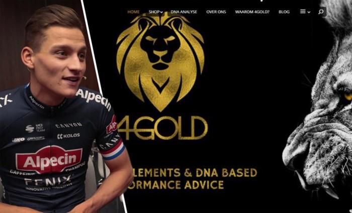 """Mathieu van der Poel onder vuur voor eigen bedrijf met sportvoeding op basis van DNA-test: """"Ik wist dat er kritiek zou komen"""""""