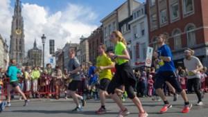Het parcours ligt vast: zo loopt u de eerste Antwerp Night Marathon
