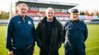 Onvoorwaardelijke clubliefde: de vrijwillige materiaalmannen van Hoogstraten VV draaien overuren