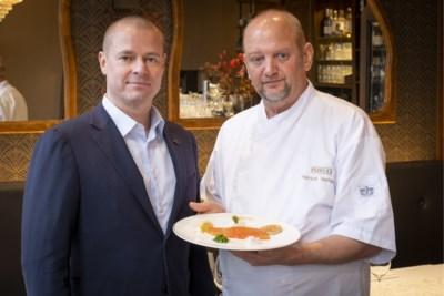 Gerookte zalm: het signatuurgerecht van chef Patrick Verheire van Marcel