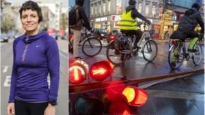 COLUMN. Fietsers lappen alle verkeersregels aan hun laars? Ik dacht het niet!
