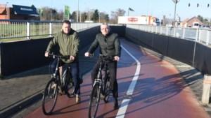 """Fietstunnel maakte kruispunt Zuiderring met Molderdijk veiliger: """"Absoluut een verbetering"""""""