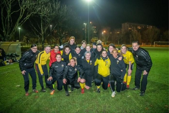 """Dames van Berchem Sport zijn ambitieus: """"Wij willen het grootste Antwerpse vrouwenteam worden"""""""