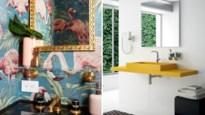 TREND. Meer fun in de badkamer met planten, prints en kleur