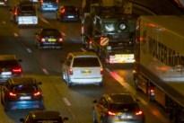 Werken hoogspanningsnet hinderen verkeer A12