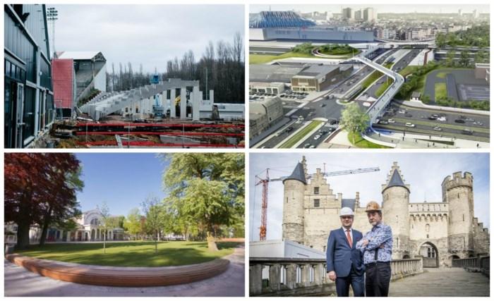 Van het Steen tot de Bosuil: dit zijn de grote Antwerpse bouwprojecten van 2020