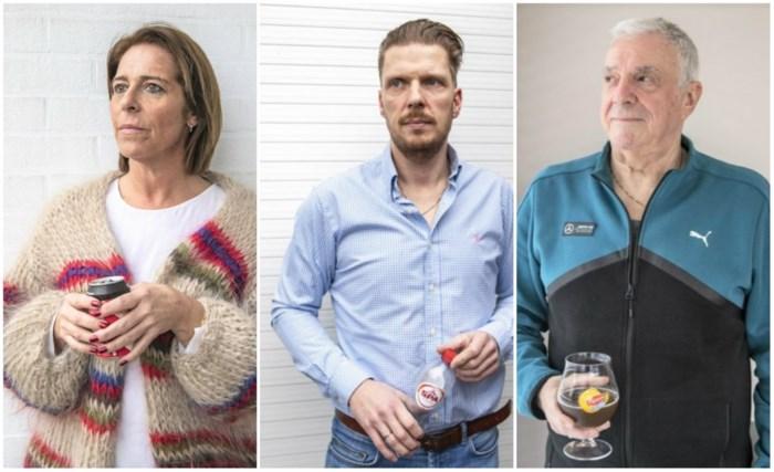 """Ex-alcoholisten getuigen over hun strijd tegen verslaving: """"Ofwel geen druppel meer, ofwel pak je je valiezen"""""""