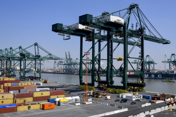 Havenarbeider opgepakt op containerterminal als verdachte in drugsonderzoek