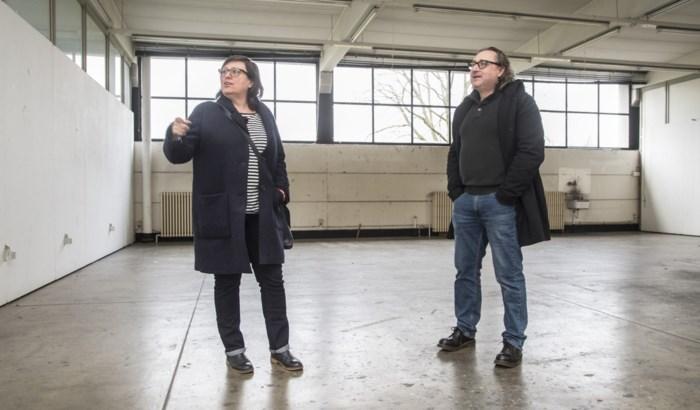 Oude academiegebouw wordt werk- en ontmoetingsplek voor kunstenaars en creatieve Turnhoutenaars