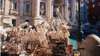 Rome verbant souvenirstandjes aan monumenten