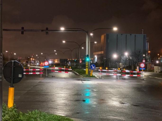 Wandelbrug tussen Spoor Oost en Sportpaleis wordt geplaatst, Noordersingel afgesloten