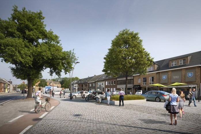 """Heraanleg Kardinaal Cardijnplein begonnen: """"We maken er een leefbaar plein met meer verblijfsruimte van"""""""