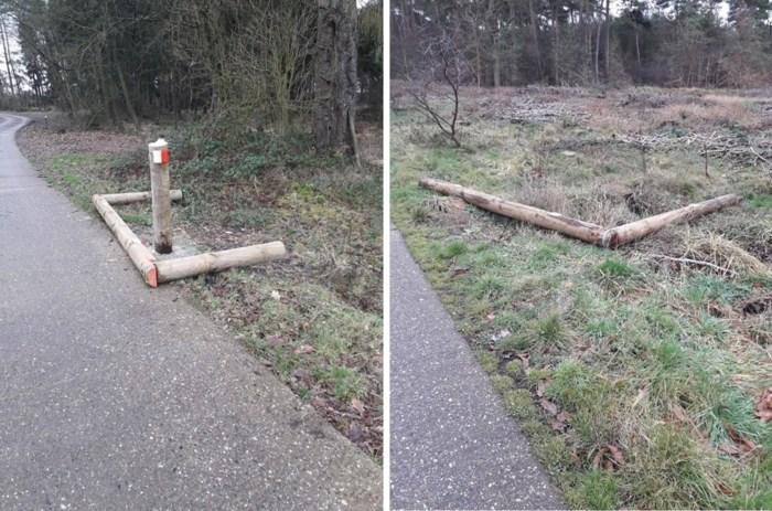 """Gemeente dient klacht in tegen vernieling fietspoorten: """"Hier worden we moedeloos en boos van"""""""