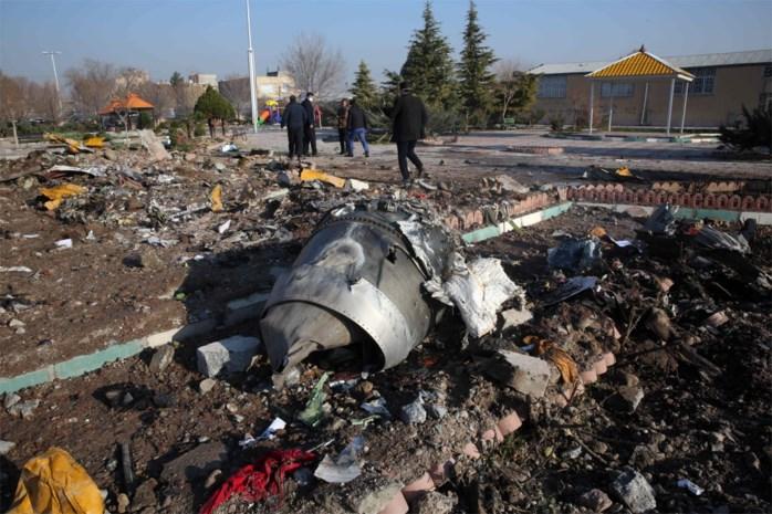 """Iraans leger geeft toe dat Oekraïens vliegtuig """"per ongeluk"""" uit de lucht werd geschoten"""