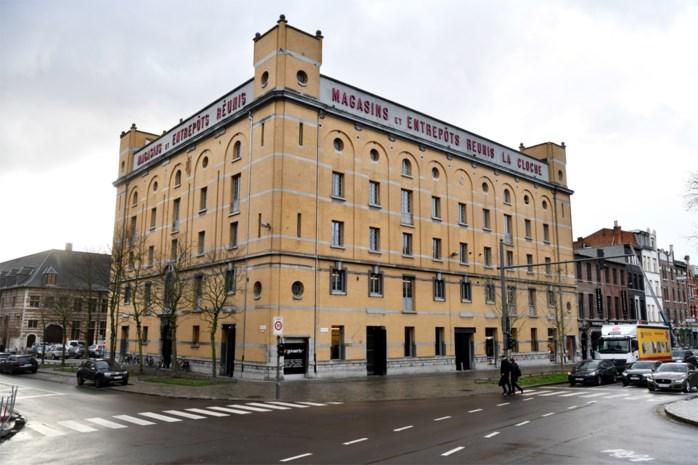 Luxueus sport- en ontspanningscentrum komt naar markant gebouw aan Oude Leeuwenrui