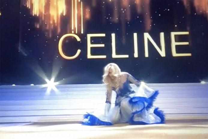 Topfavoriete Miss België gaat onderuit tijdens verkiezingsshow