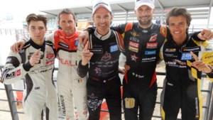 Vorig jaar brandde zijn wagen er uit, nu wint Tom Boonen 24 uur van Dubai
