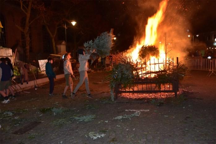 """Scouts organiseren laatste kerstboomverbranding: """"We denken aan het milieu"""""""